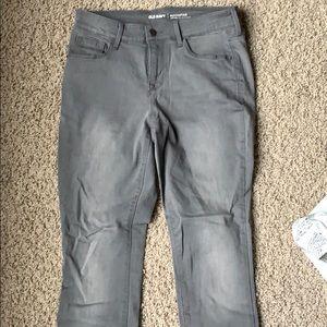 Rockstar gray jeans.  Never been worn.